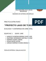 PRACTICA LAGO DE TEXCOCO