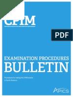 Cpim Bulletin North America 2015