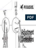 Adjustment Dimensions 12