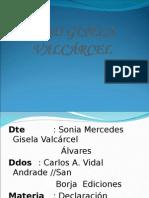 CASO GISELA VALCÁRCEL.ppt
