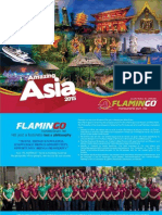 Asia Tour by flamingo