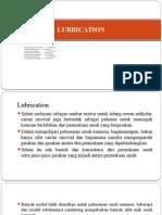 3. Lubrication