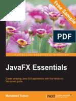 JavaFX Essentials - Sample Chapter