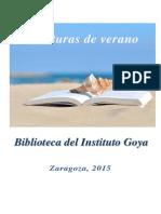 Lecturas Verano 2015