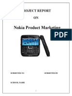 Product Marketing (Business Study)