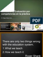 Educación y Evaluación Por Competencias - Curso Taller