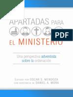 Oscar Mendoza - Ordenación y homosexualismo