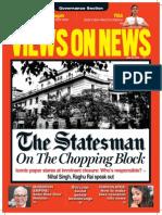 Views on News, July 22, Edition