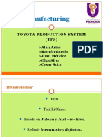 Toyota Production System EXPO