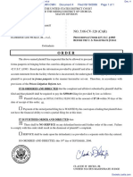 Oliver v. Georgia Department of Corrections et al - Document No. 4