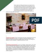 Cómo Organizar Una Fiesta Del Té en La Iglesia Para Mujeres