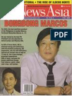 Sen. Bongbong Marcos in BizNews Asia