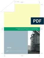 Ammonia Storage - Guidance for Inspection of Atmospheric, Refrigerated Ammonia Storage Tanks (2008) - Brochure