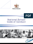 National Schools Code of Conduct