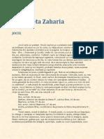 Antoaneta Zaharia - Jocul