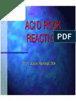 17 Acid-Rock Reaction