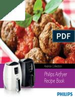 Philips Airfryer Recipe
