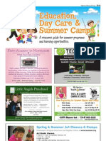 Education, Day Care & Summer Camps - WKT