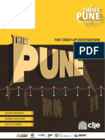 Pune Startup Report - 2014