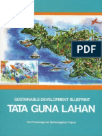 Buku Tata Guna Lahan - Sustainable Development Blueprint Papua