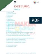 Temario-curso Maker Edition