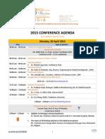 AM3D India Program 04-03-2015