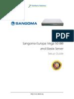 Elastix Sangoma Vega 50 Bri Gateway Setupguide