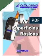 Catia 4 - Superficies Básicas