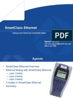 SmartClass Ethernet Presentation