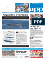 Asbury Park Press front page Monday, July 6 2015
