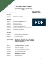 Revised MBE Syllabus