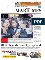 Tuesday, May 12, 2015 (MTE Daily Issue 40)