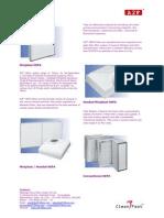 HEPA Filter Brochuer