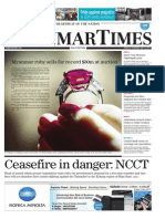 Thursday, May 14, 2015 (MTE Daily Issue )
