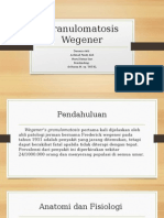 granulomatosis wegener
