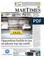 Friday, May 22, 2015 (MTE Daily Issue 48)