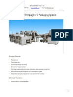 Spaghetti Packaging System