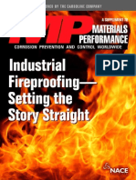 Industrial Fire Proofing