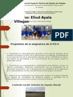 Coloquio Institucional Eliud Ayala Villegas 2