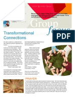 Transformational Connections………………...1