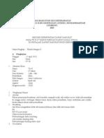 Resume Kep Vhya