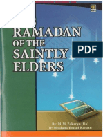 The Ramadan of the Saintly Elders bookspk.net