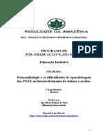 Educação Inclusiva - coletânea de textos para ed inclusiva - curso do iesa