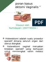 Histerektomi Vaginalis DARTY