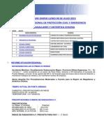 Informe Diario Onemi Magallanes 06.07.2015