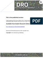 A Critical Review of Psychological Instruments Used in Police Officer Selection