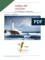 Actividades de recuperación lengua. Verano 2015 PDF