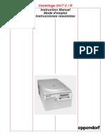 Eppendorf_5417 manual.pdf