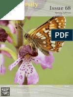 Biodiversity News #68 Spring2015