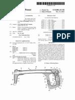 US8881411 - Hacksaw With Blade Tensioning Mechanism